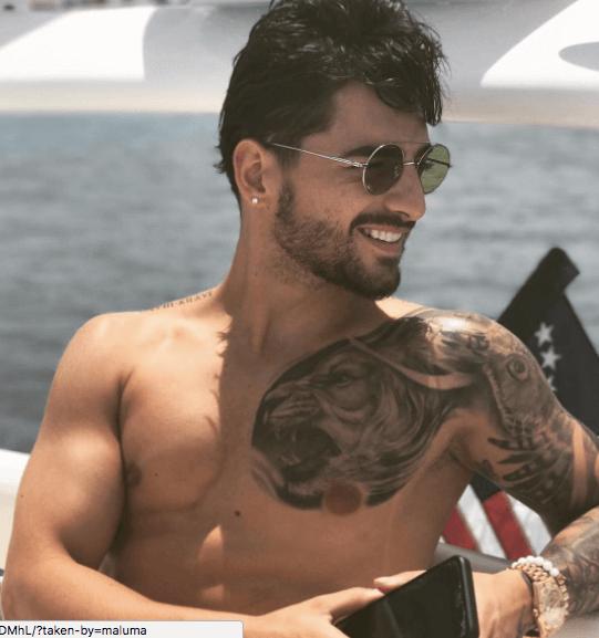 Los Tatuajes Más Famosos Del Reggaetón Ritmo 95
